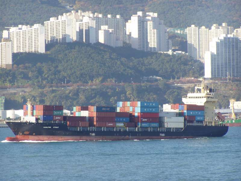 Container Ship 11,386 Dwt 2000 Ref C4201