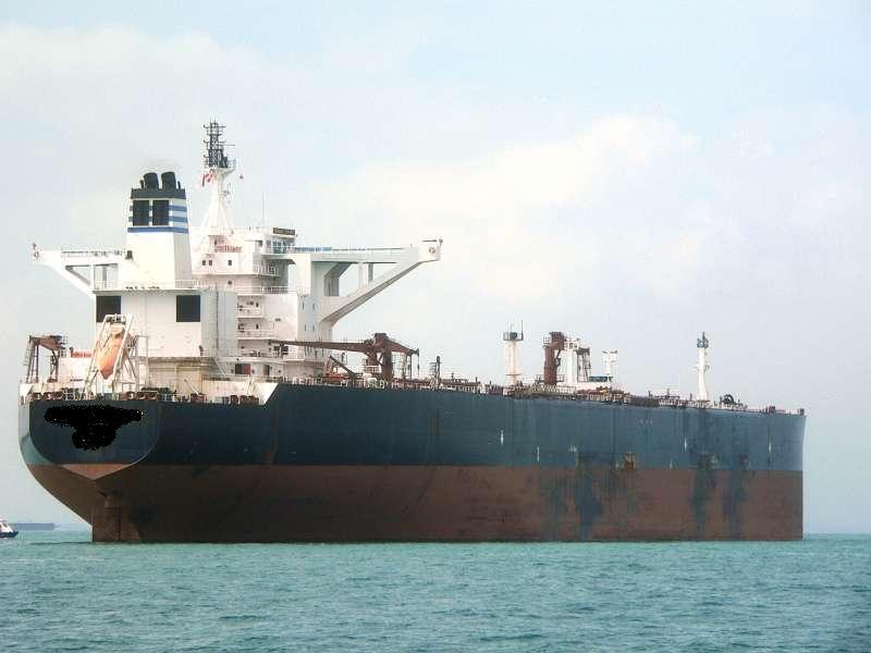 Oil tanker 310 137 vlcc dwt double hull 1999 ref c4286