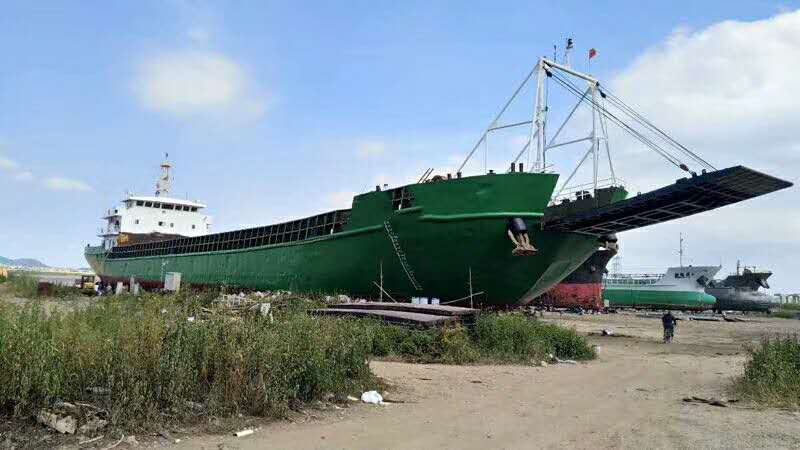 Barge LCT, 278 FT, 3500 DWT, 2009, Ref C3775